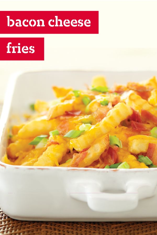The 25+ best Bacon cheese fries ideas on Pinterest ...