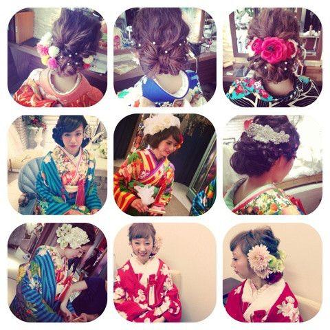 ウエディングヘアスタイル の画像|My Style
