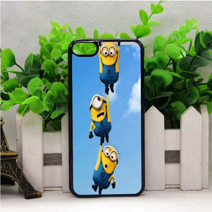 DESPICABLE ME 2 MINIONS IPOD TOUCH 6