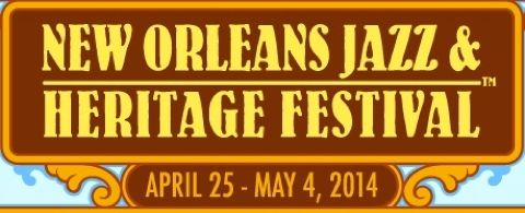 Robert Plant, John Forgerty among artists featured in AXS-TV's coverage of New Orleans Jazz & Heritage Festival
