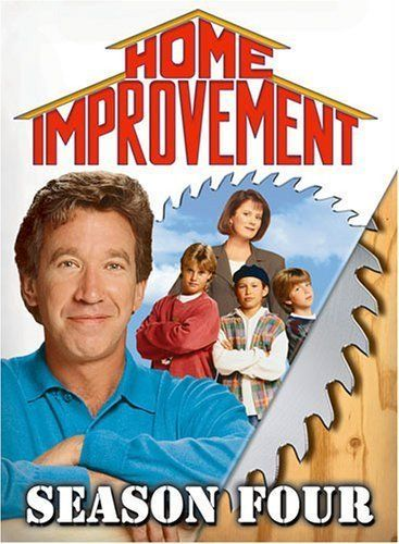Tim allen tv series mostly oldies pinterest for Home improvement tv wiki
