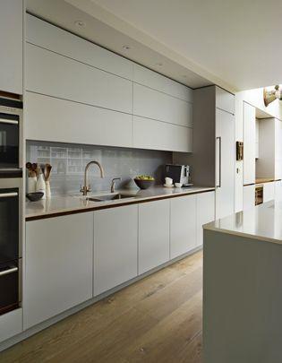 232 besten Küche Bilder auf Pinterest Küchen design, Moderne - k che mit sitzgelegenheit