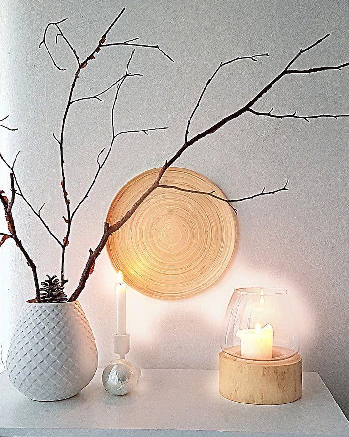 Schönen Advents Dienstag | SoLebIch.de Foto: Mitglied wohnmaus #solebich #livingroom #interior #dekoration #decoration #weihnachtsdeko #christmasdecoration