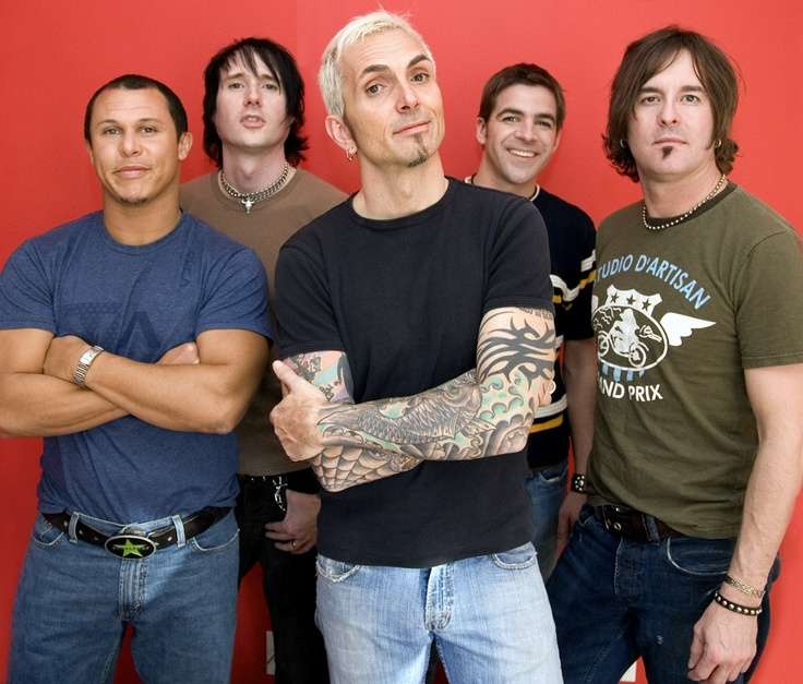 Everclear. My favorite band of all time. Love me some Art!
