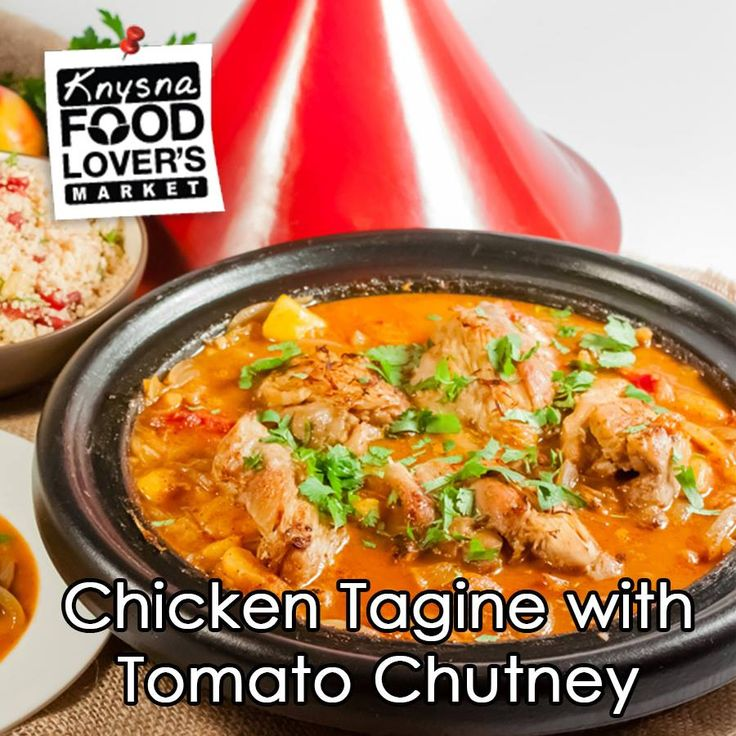 Try this delicious Chicken Tagine with Waitrose Rich & Tangy Tomato Chutney. A real crowd favourite for full recipe - click here: http://apost.link/2Sl, get all your Waitrose products from Food Lover's Market Knysna! #waitrose #FLMKnysna #tagine