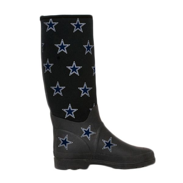 Dallas Cowboys Rain Boots? yes, Please!