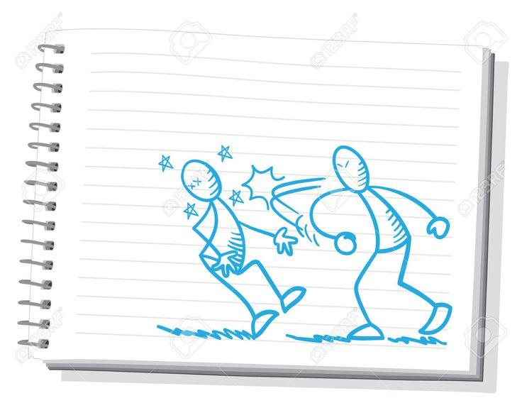 """Résultat de recherche d'images pour """"stick figure fight"""""""