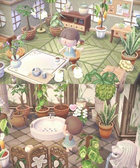 Animal Crossing Interior Design