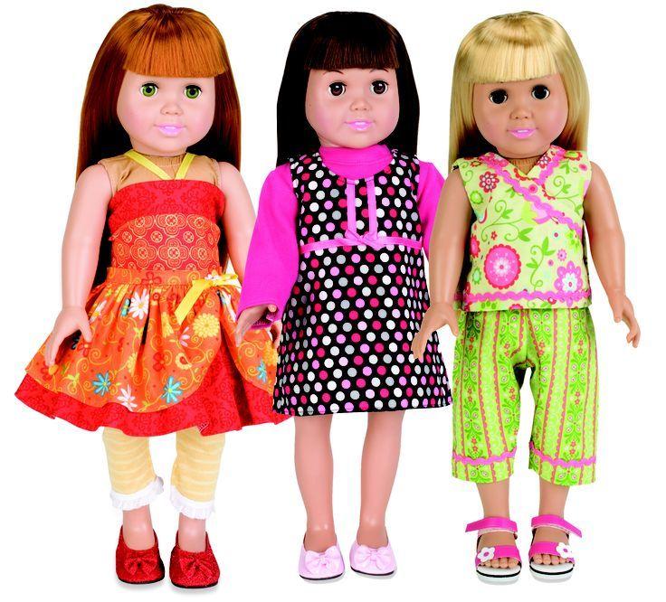 meggiecat: Printable doll clothes patterns