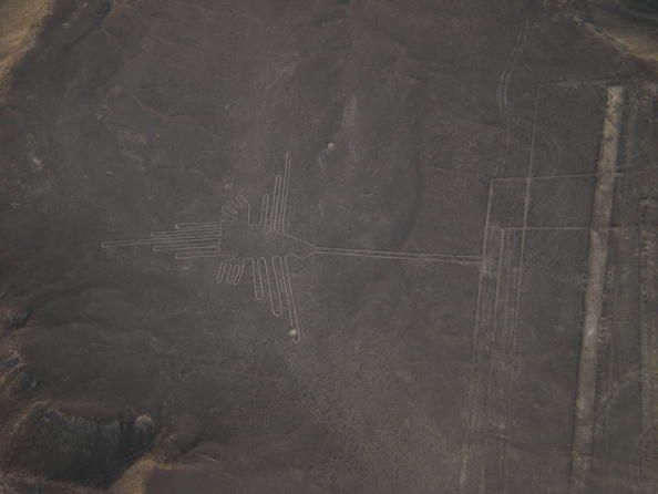 The Lines and Geoglyphs of Nasca and Pampas de Jumana were designated a UNESCO World Heritage site in 1994.