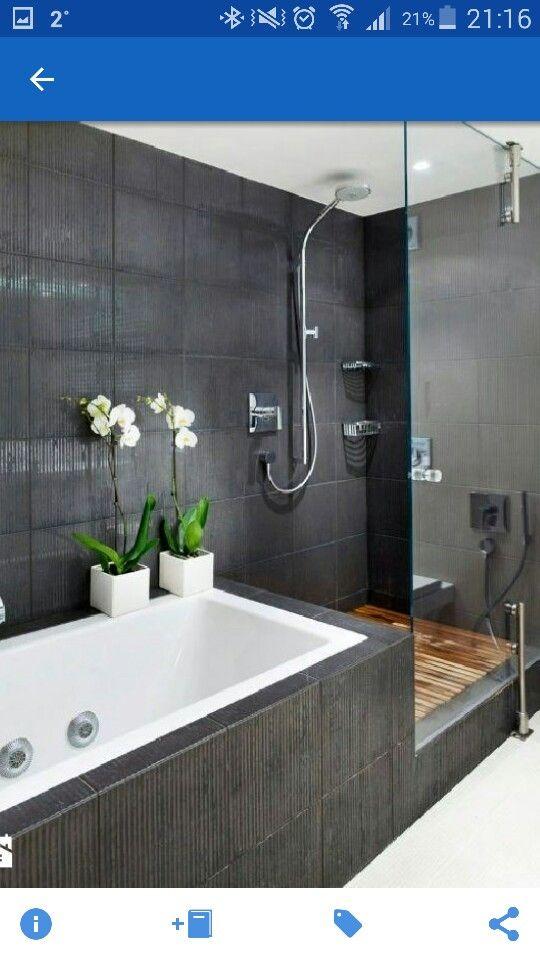 Wanna, prysznic, deski! (cudo!)