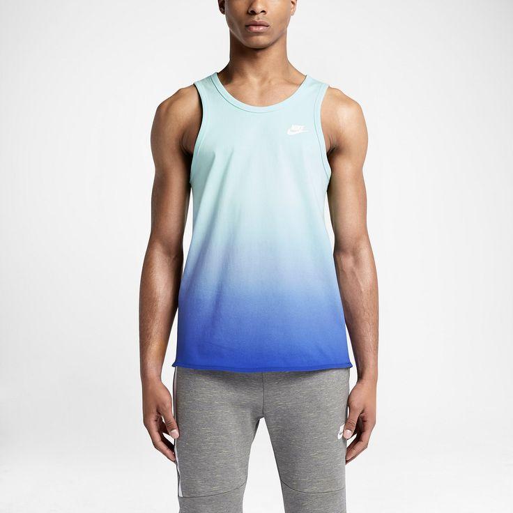 Nike Bonded Fade Herren Tanktop. Nike Store DE