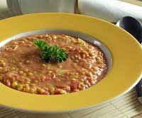 Aus dem Crockpot: Linsen-Karotten-Süppchen mit Kokosmilch | Crocky-Blog