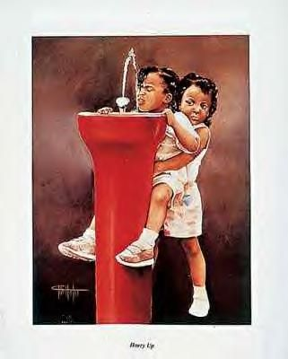 Image Detail for - african american art, african american, black art painting, black art