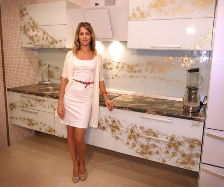 Модная подвесная кухня своими руками