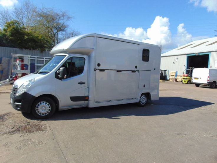 Converted Lorries For Horse Transports New And Used Horseboxes Sale