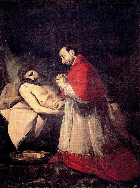 IMAGENES RELIGIOSAS: San Carlos Borromeo-4 de Noviembre