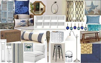 Charlotte Cottage: Michelle's Beach Condo Design