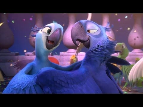 Written By A Moody  Pen Rio 2: Picks Off Exactly Where Rio Ended Movie Review