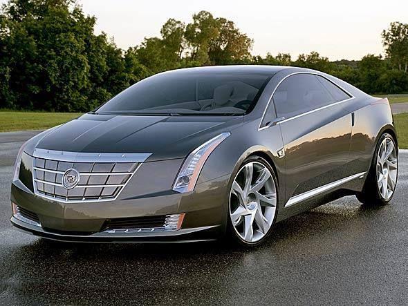 A produção do Cadillac ELR, primeiro  com propulsão elétrica da marca, deve começar em 2013.
