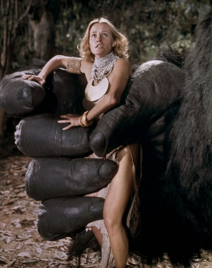 Jessica Lange as Dwan in King Kong a 1976 American monster thriller film produced by Dino De Laurentiis and directed by John Guillermin. Description from pinterest.com. I searched for this on bing.com/images