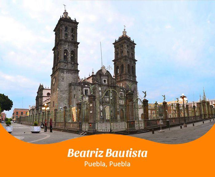 Puebla, Puebla por Beatriz Bautista.