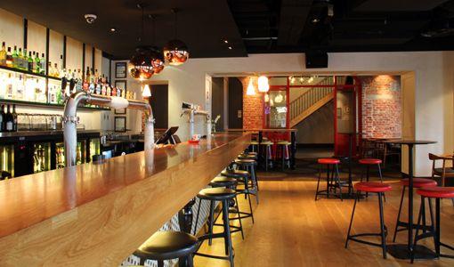 The Duke Public Bar.