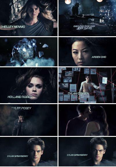 Teen Wolf Season 5 opening credits