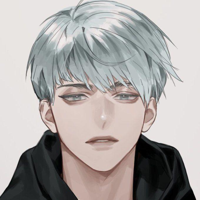 "̜ì""± Blackbox On Twitter Anime Drawings Boy Anime Boy Hair Anime Guys"