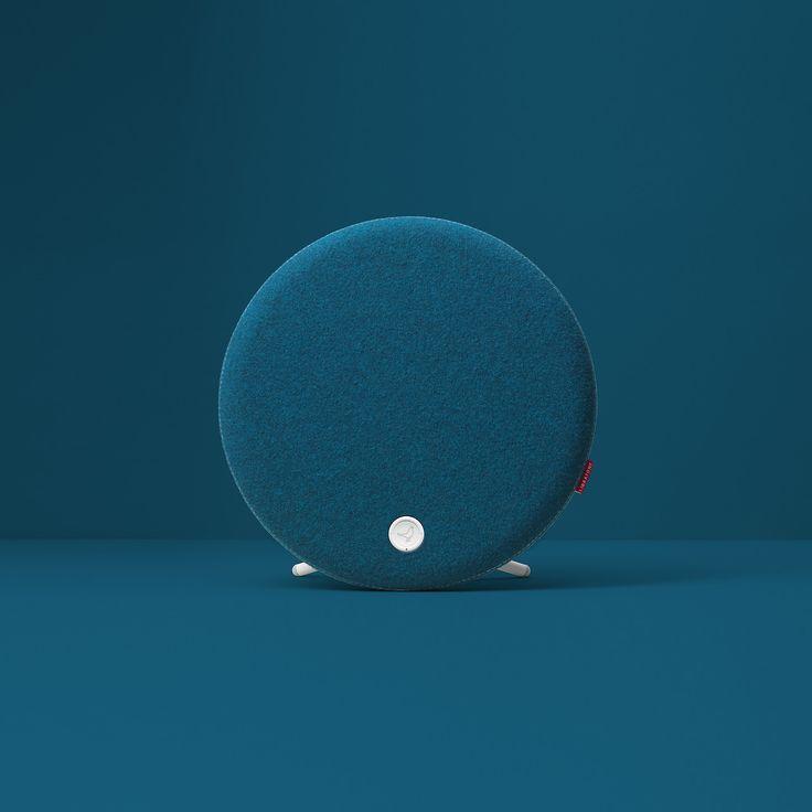 Libratone Loop - the new wireless Airplay speaker from Danish @Libratone