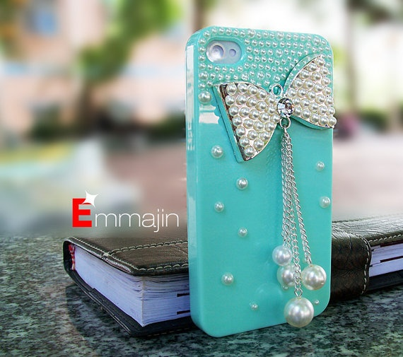 iphone 4cases,Pearl varabow  iPhone 4 cases,iphone 4S  cases ,  Diamond varabow  iphone4 case,blue  iphone 4 4scase: Iphone Cases, Iphone4 Cases Blu, Cases Iphone 4S, Iphone 4Casespearl, 4Casespearl Varabow, Iphone 4 Cases, Varabow Iphone4, 4Case Pearls Varabow, Iphone 4Case Pearls