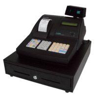 SAM4S ER-380M Cash Register w/Thermal Printer, 2 Line LCD Disp