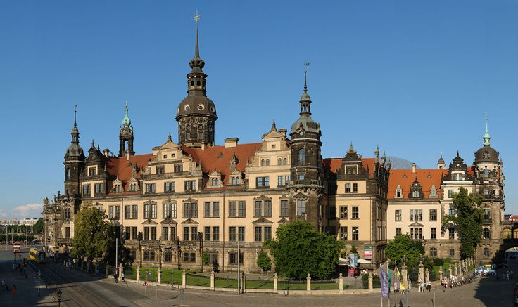 Dresden Castle is one of the oldest buildings in Dresden. For almost 400 years, it has been the residence of the electors (1547–1806) and kings (1806–1918) of Saxony of the Albertine line of the House of Wettin.