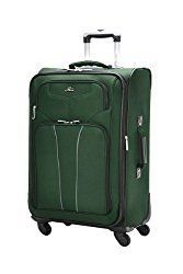 Skyway Luggage Sigma 4 24-Inch 4 Wheel Expandable Spinner Upright