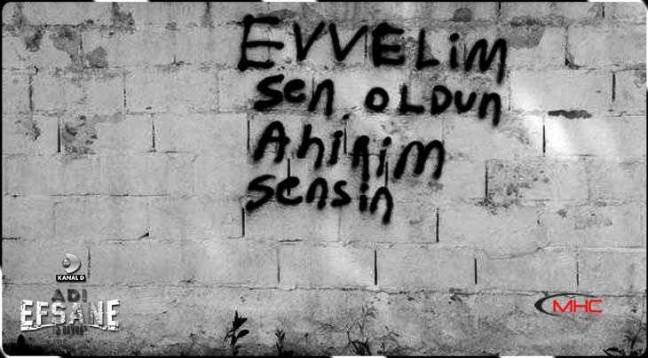 """Özgü Kaya – Evvelim Sen Oldun   """"Adı Efsane""""  """