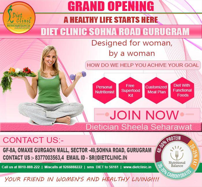 best dietician in sohna road gurgaon