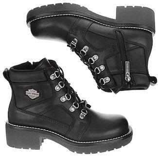 harley davidson nail designs | Harley Davidson Boots For Women | Harley Davidson | ⊱ Wind Therapy ...
