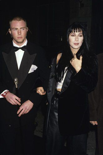 Cher with her son Elijah
