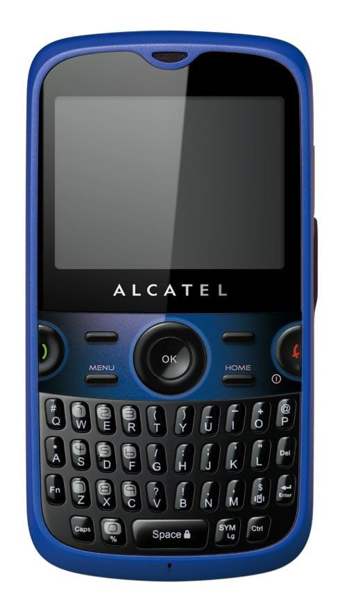 Anunciado a mediados de Junio 2009. El Alcatel OT-800 One Touch Tribe es el primer teléfono celular de Alcatel con teclado QWERTY completo. Es un móvil tribanda GSM/EDGE con una pantalla de 2.2 pulgadas, cámara de 2 megapixels, ranura microSD para memoria, Bluetooth Stereo, Reproductor de MP3, Radio FM, Bluetooth Stereo y Organizador.