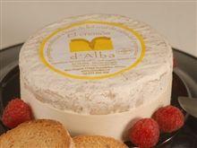 El Cremós - Girona Queso de pasta blanda, a partir de leche cruda de cabra, coagulada con hierba de cuajo y 1 mes mínimo de maduración.
