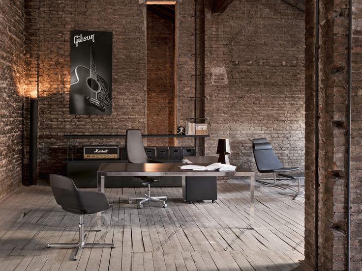 Кабинет руководителя Frame Cotto Премиум класса: фотографии, элементы и цены.
