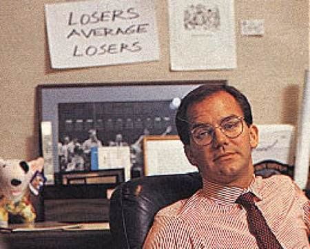 Never Average Losers (?!)
