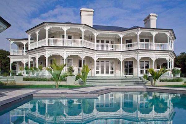 Inspired by Mansion House on Kawau Island