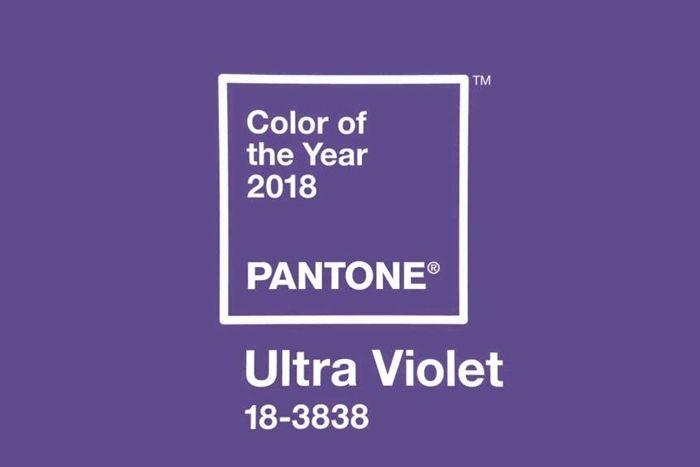 Ultravioleta - Cor de 2018 segundo a Pantone - #UltraViolet