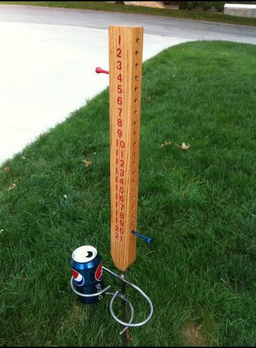 my score keeper/beverage holder • Cornhole Players :: Cornhole Game Forum | Rules | Building Info