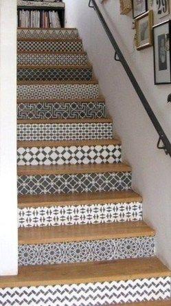 Des idées pour décorer son escalier !                                                                                                                                                                                 Plus
