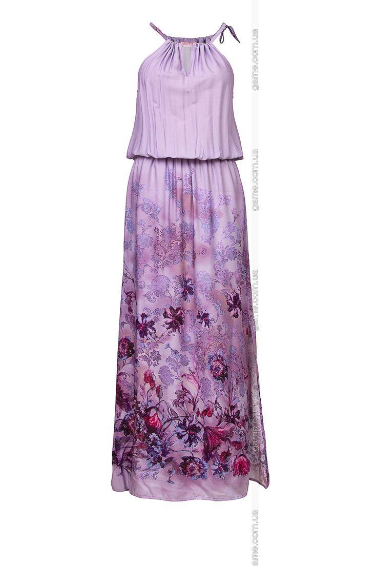 Сарафан Adele. Платья. Цвет: фиолетовый. #3030215