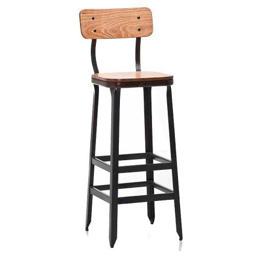 Endüstriyel Metal Bar Sandalyesi BRR Endüstriyel Metal Bar Sandalyesi İncelemekte olduğunuz ürün metal gövde üzerine statik boyalıdır. Metal bar sandalyesi.