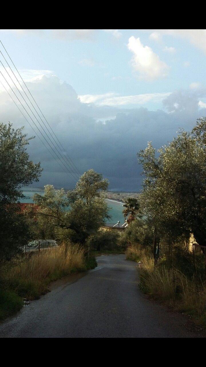 Kalamata Messinia Peloponnese Greece