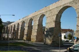 Aqueduto S Sebastiao Coimbra
